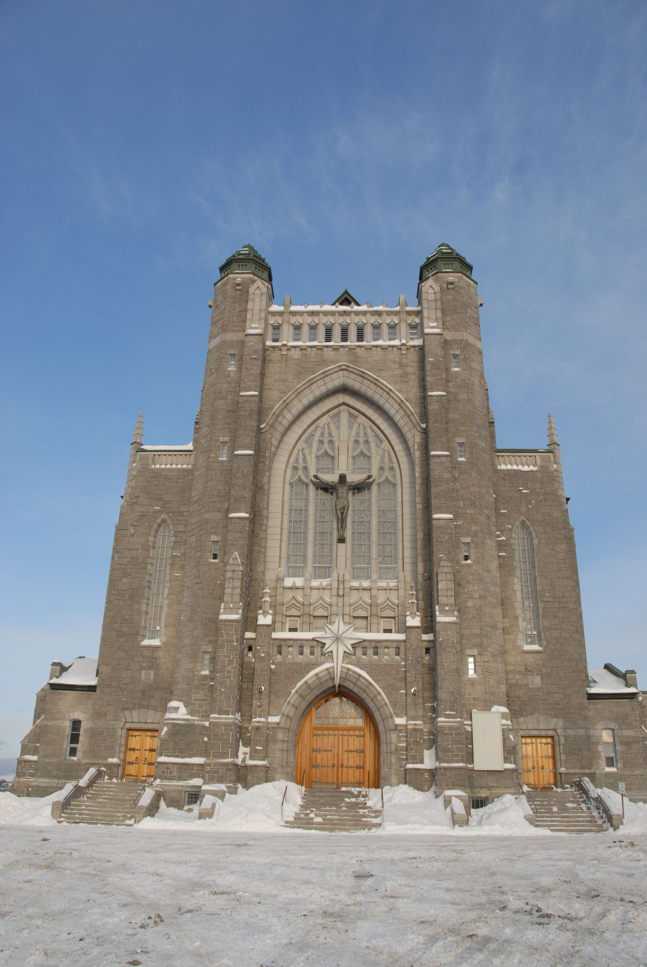 St. Michael's Basilica-Cathedral of Sherbrooke